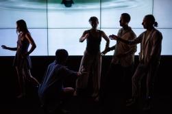 Gorgoteo Elisabet Curbelo González with collaborators Verónica Santiago Moniello, Elliot Patros, Somayeh Imani and Jayoung Kim Thursday, June 14, 2018
